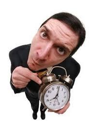 puntual en el trabajo