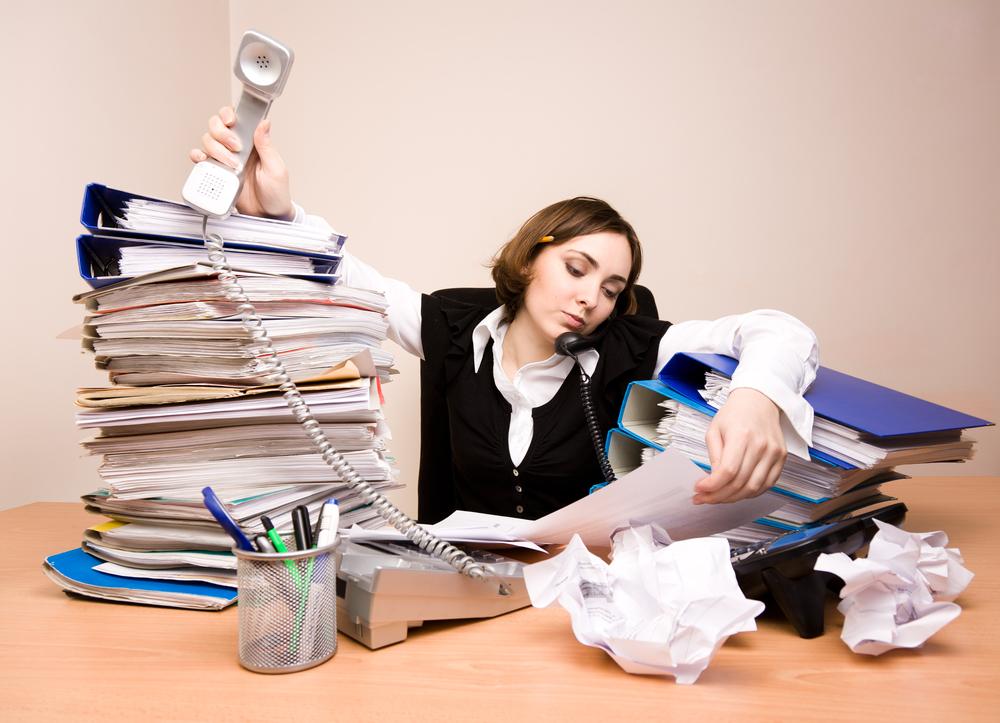 como organizar un dia de trabajo