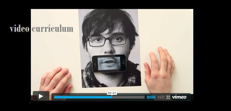 El video currículum es lo nuevo para encontrar trabajo