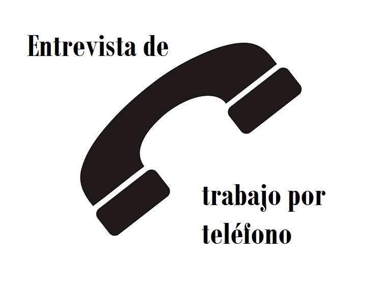 Entrevista de trabajo por teléfono