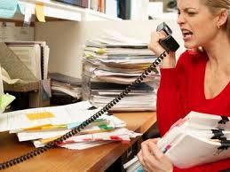 Cómo mantener la calma en el trabajo