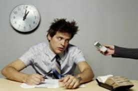consejos para los empleados que tienen exceso de trabajo